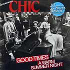CHIC : GOOD TIMES