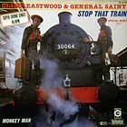 CLINT EASTWOOD  & GENERAL SAINT : STOP THAT TRAIN