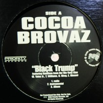 COCOA BROVAZ : BLACK TRUMP