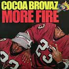 COCOA BROVAZ : MORE FIRE