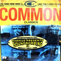 COMMON  ft. SADAT X : ONE-NINE-NINE-NINE  / LIKE THEY USED ...