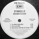 D'ANGELO : BROWN SUGAR