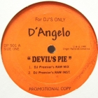 D'ANGELO : DEVIL'S PIE