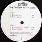 DAISY DEE : HEY YOU (OPEN UP YOUR MIND)