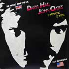 DARYL HALL & JOHN OATES : PRIVATE EYES