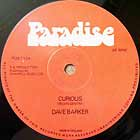 DAVE BARKER : CURIOUS