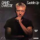 DAVID CHRISTIE : SADDLE UP