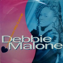DEBBIE MALONE : RUNNING FROM MY LOVE  / RESCUE ME