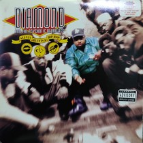 DIAMOND AND THE PSYCHOTIC NEUROTICS : STUNTS BLUNTS & HIPHOP