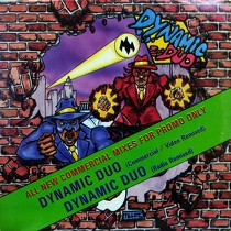 D.J. MAGIC MIKE & M.C. MADNESS : DYNAMIC DUO  (A NEW COMMERCIAL MIXES)