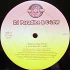 DJ PARADICE & C-LOW : SHAKE YA SUGA  / SHOTS RING OUT