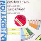 DONALD BYRD : DOMINOES (LIVE)  / WIND PARADE