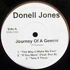 DONELL JONES : JOURNEY OF A GEMINI  (ALBUM SAMPLER)