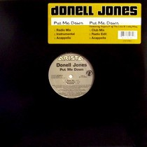 DONELL JONES : PUT ME DOWN