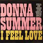 DONNA SUMMER : I FEEL LOVE  (MEGA MIX)