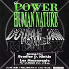 DOUBLE JAM : POWER OF HUMAN NATURE  (LIMITED NUMBERED EDITION)