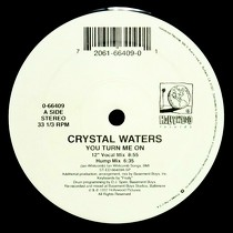 CRYSTAL WATERS : YOU TURN ME ON