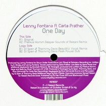 LENNY FONTANA  ft. CARLA PRATHER : ONE DAY