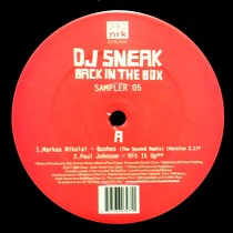 DJ SNEAK : BACK IN THE BOX  (SAMPLER 05)
