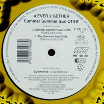 4 EVER 2 GETHER : SUMMER SUMMER SUN OF '96