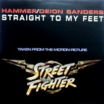 HAMMER  / DEION SANDERS : STRAIGHT TO MY FEET