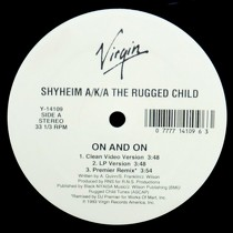 SHYHEIM  A/K/A THE RUGGED CHILD : ON AND ON