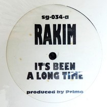 RAKIM : IT'S BEEN A LONG TIME