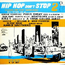 V.A. : HIP HOP DON'T STOP  2