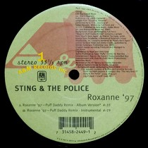 STING  & THE POLICE : ROXANNE '97