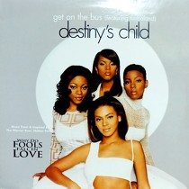 DESTINY'S CHILD  ft. TIMBALAND : GET ON THE BUS
