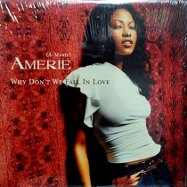 AMERIE  ft. LUDACRIS : WHY DON'T WE FALL IN LOVE  (REMIXES)