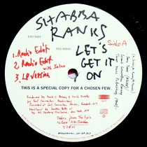 SHABBA RANKS : LET'S GET IT ON