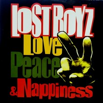 LOST BOYZ : LOVE, PEACE & NAPPINESS