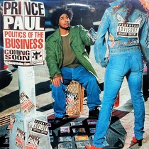 PRINCE PAUL : POLITICS OF THE BUSINESS