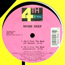 MOBB DEEP : HIT IT FROM THE BACK