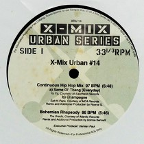 V.A. : X-MIX  URBAN SERIES 14