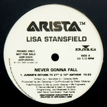 LISA STANSFIELD : NEVER GONNA FALL