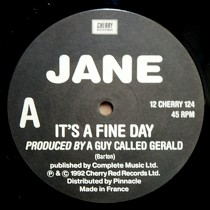 JANE : IT'S A FINE DAY