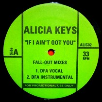 ALICIA KEYS : IF I AIN'T GOT YOU  (FALL-OUT MIXES)