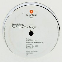 SKOOLOLOGY : DON'T LOSE THE MAGIC