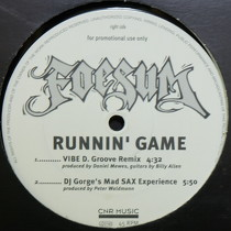 FOESUM : RUNNIN' GAME  (REMIX)