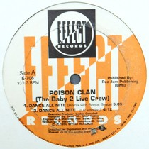POISON CLAN : DANCE ALL NITE