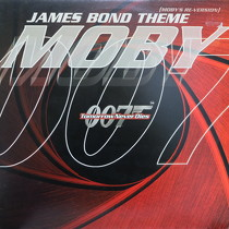 MOBY : JAMES BOND THEME  (MOBY'S RE-VERSION)
