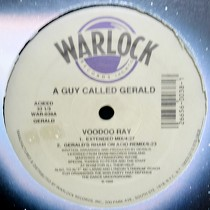 A GUY CALLED GERALD : VOODOO RAY