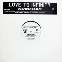 LOVE TO INFINITY : SOMEDAY