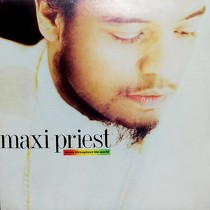 MAXI PRIEST : PEACE THROUGHOUT THE WORLD  / CLOSE TO YOU (LEO GRANT'S BADASS REMIX)