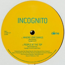 INCOGNITO : WHERE LOVE SHINES