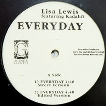 LISA LEWIS : EVERYDAY  / SUPER WOMAN
