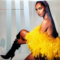 JODY WATLEY : LARGER THAN LIFE