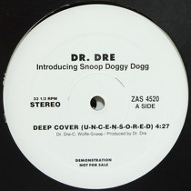 DR. DRE : DEEP COVER